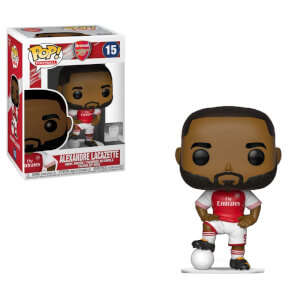 Figurine Pop! Alexandre Lacazette - Football - Arsenal F.C.