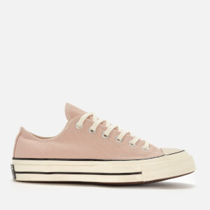 8a82a44d2f21 Converse Chuck Taylor All Star 70 Ox Trainers - Particle Beige Black Egret