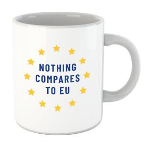 Nothing Compares To EU Mug