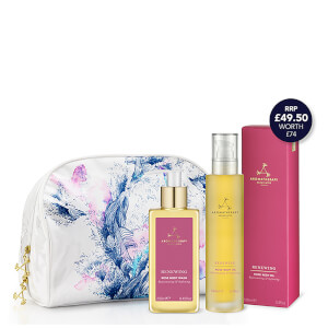 Aromatherapy Associates Exclusive Rose Wash and Nourish Edit