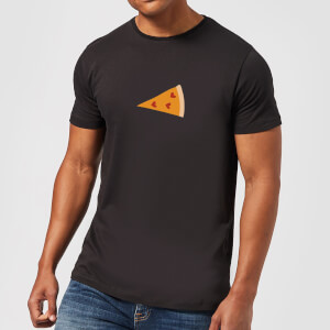 Pizza Part Men's T-Shirt - Black