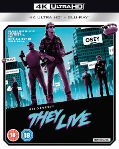 They Live - 4K Ultra HD