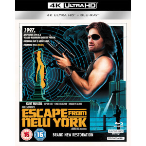 Escape From New York - 4K Ultra HD
