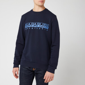 Napapijri Men's Bevora C Fleece - Blue Marine