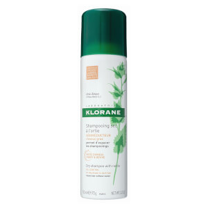 KLORANE Dry Shampoo with Nettle - Natural Tint 3.2 oz