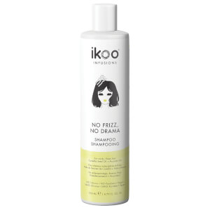 ikoo Shampoo - No Frizz, No Drama 250ml