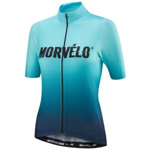 Morvelo Women's Aqua Standard Jersey