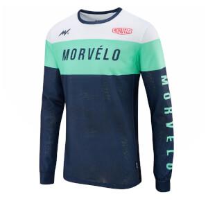 Morvelo Slide Long Sleeve MTB Jersey