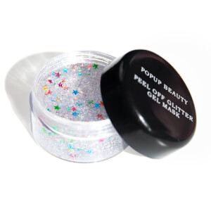 PopUpPeel Off Glitter Gel Mask