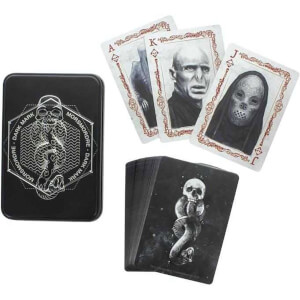 Cartes à jouer Forces du mal – Harry Potter