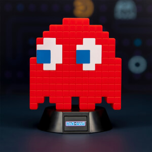 Pac Man Blinky Icon Light