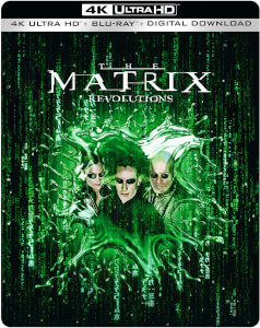 Exclusivité Zavvi: Steelbook Matrix Revolutions - 4K Ultra HD (Blu-ray inclus)