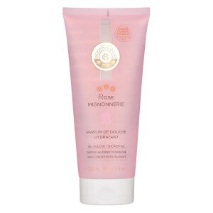 Roger&Gallet Rose Mignonnerie Shower Gel and Bubble Bath 200ml: Image 1