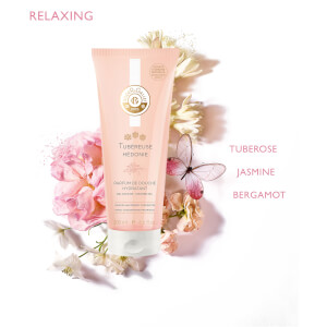 Roger&Gallet Tubéreuse Hédonie Shower Gel and Bubble Bath 200ml: Image 2