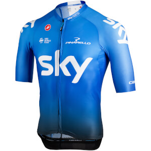 Team Sky Aero Race 6.0 Jersey - Ocean Rescue