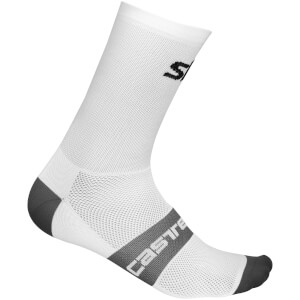 Team Sky Free 12 Socks - White