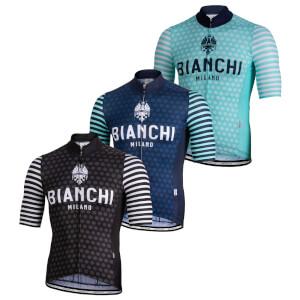Bianchi Davoli Short Sleeve Jersey