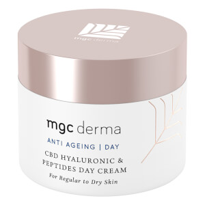 MGC Derma CBD Peptides and Hyaluronic Day Cream 50ml