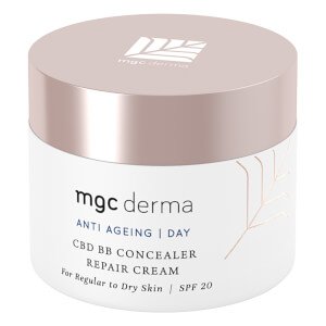 MGC Derma CBD BB Concealer Repair Cream SPF 20 50ml
