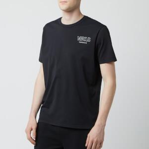 Versus Versace Men's Chest Logo T-Shirt - Black