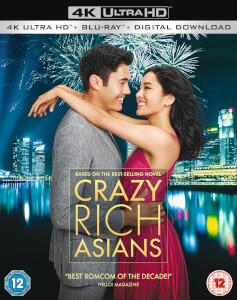 Crazy Rich Asians - 4K Ultra HD
