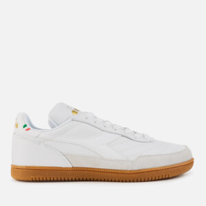 Diadora Gold Indoor Trainers - White