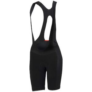 Sportful Women's Total Comfort Bib Shorts - Black