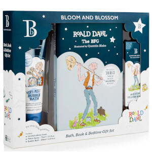 Bloom and Blossom BFG Bath, Book and Bedtime Gift Set