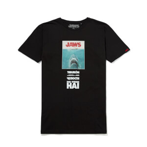 Global Legacy Jaws International T-Shirt - Schwarz
