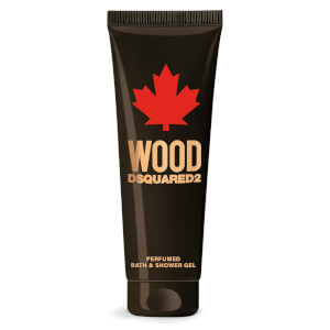 Dsquared2 D2 Wood Pour Homme Shower Gel 250ml