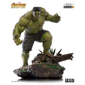 Iron Studios Avengers Infinity War BDS Art Scale Statue 1/10 Hulk 25 cm