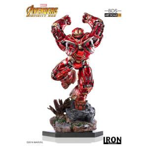 Iron Studios Avengers Infinity War BDS Art Scale Statue 1/10 Hulkbuster 51 cm