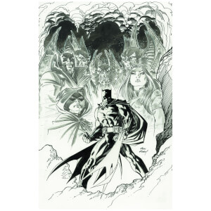 DC Comics - Batman Unwrapped By Andy Kubert Deluxe Ed