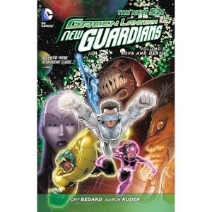 DC Comics - Green Lantern New Guardians Hard Cover Vol 03