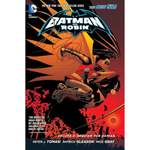 DC Comics - Batman & Robin Hard Cover Vol 04