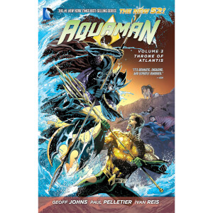 DC Comics - Aquaman Vol 03 Throne Of Atlantis (N52)