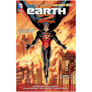 DC Comics - Earth 2 Hard Cover Vol 04 The Dark Age (N52)