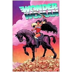 DC Comics - Wonder Woman Hard Cover Vol 05 Flesh (N52)
