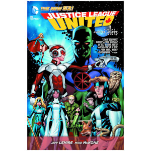 DC Comics - Justice League United Vol 01 Justice League Paperback