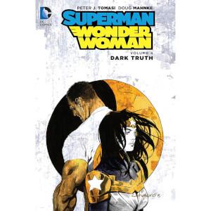 DC Comics - Superman Wonder Woman Hard Cover Vol 04