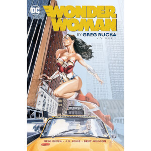 DC Comics - Wonder Woman By Greg Rucka Vol 01