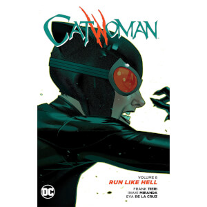 DC Comics - Catwoman Vol 08 Run Like Hell