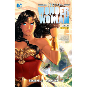 DC Comics - Legend Of Wonder Woman Hard Cover