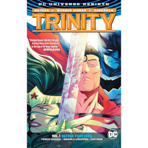 DC Comics - Trinity Hard Cover Vol 01 Better Together