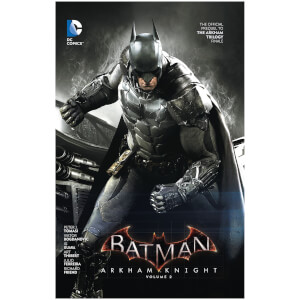 DC Comics - Batman Arkham Knight Hard Cover Vol 02