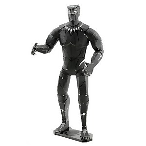 Metal Earth Marvel Black Panther Construction Kit