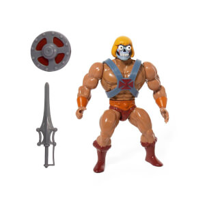 Super7 Masters of the Universe Vintage Collection Action Figure Robot He-Man 14 cm