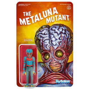 Super7 Universal Monsters ReAction Actionfigur Mutant von Metaluna 10 cm