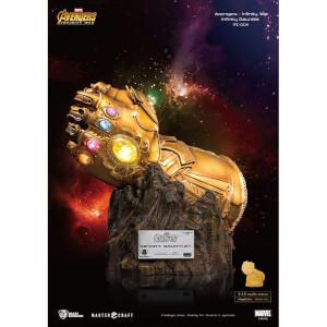 Beast Kingdom Avengers Infinity War Master Craft Statue 1/1.5 Infinity Gauntlet 40 cm