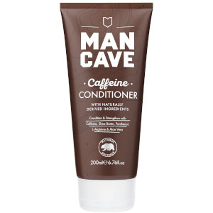 ManCave Caffeine Conditioner 200ml